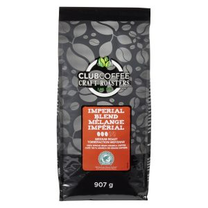 Club Coffee Craft Roasters - Imperial Blend - Medium Roast Whole Bean Coffee