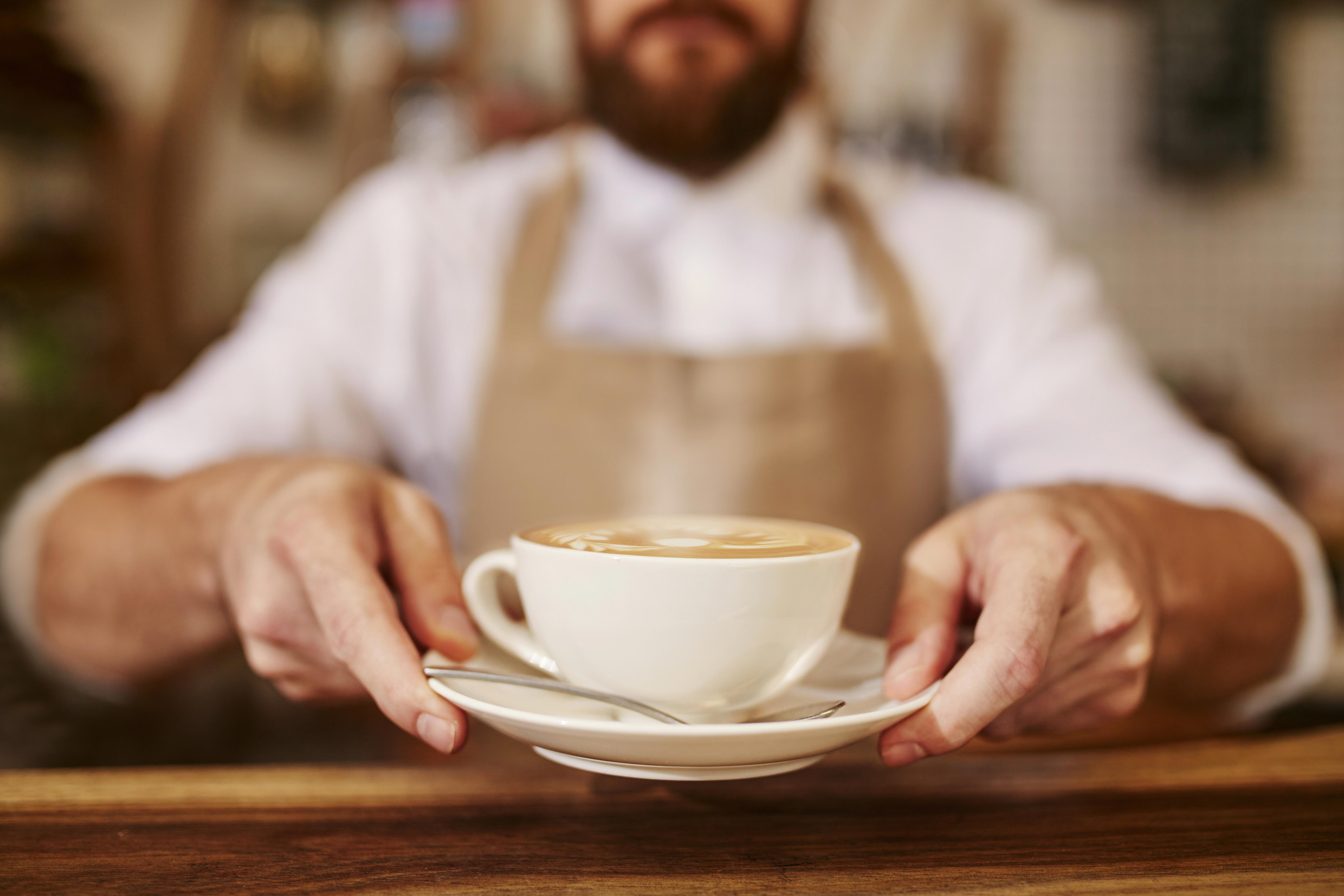 Food Services - Office Coffee, Vending, Hospitality and In-Room, Restaurants, Convenience and Gas, Healthcare, On Demand, Coffeehouses, and Cafes